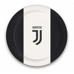 20 Piattini piccoli Juventus