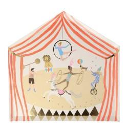 8 piatti circo