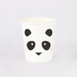 8 Bicchieri Panda