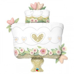 Palloncino WEDDING CAKE