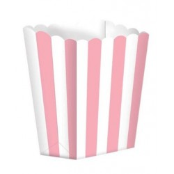 5 scatoline popcorn 'pink stripes'