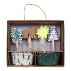 Cupcake Kit 'go wild'