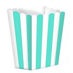 5 scatoline popcorn 'pink stripes'