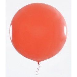 pallone gigante rotondo ROSE - diametro 90 cm
