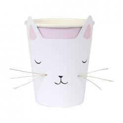 8 Bicchieri Cat