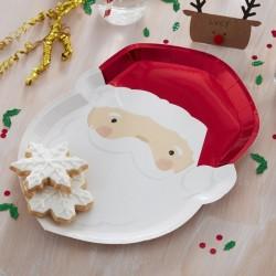 8 Piatti Babbo Natale