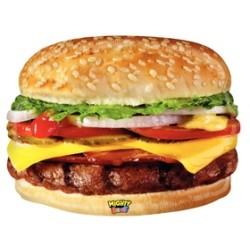 Cheeseburger Palloncinom 79CM