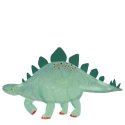 4 Piatti grandi da portata DINOSAURO stegosauro