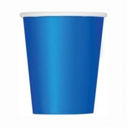 14 bicchieri di carta - bluette