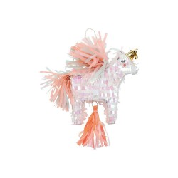 MINI PIÑATA UNICORNO