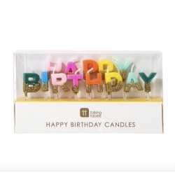 Candela HAPPY BIRTHDAY