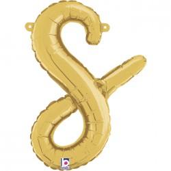 lettera S
