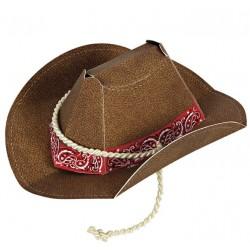 8 cappellini cowboy