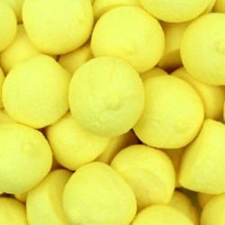MARSHMALLOW TONDI giallo