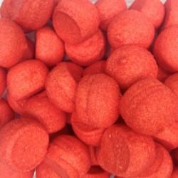 MARSHMALLOW TONDI rosso