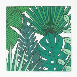 8 tovaglioli Tropical