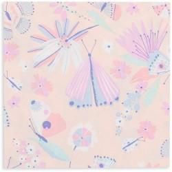 16 tovaglioli farfalla