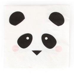 8 tovaglioli Panda