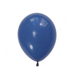 PALLONCINO in lattice professionale 30 cm - BLU SCURO