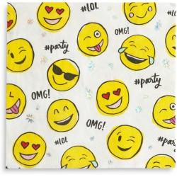 16 Tovaglioli Emoji