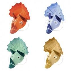 8  cappellini DINOSAURI
