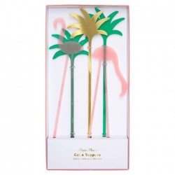 Cake Toppers Flamingo
